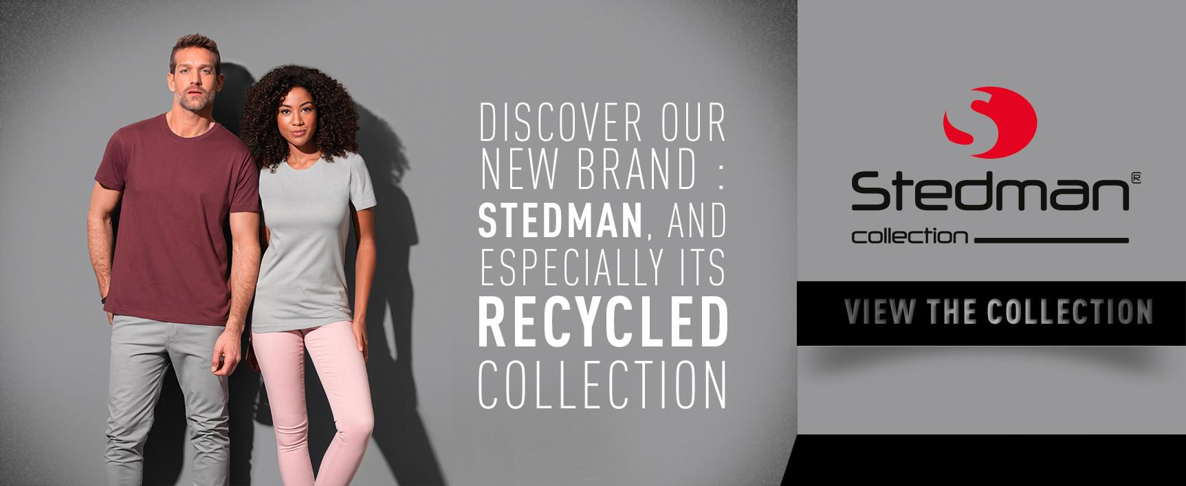 Stedman : nouvelle marque