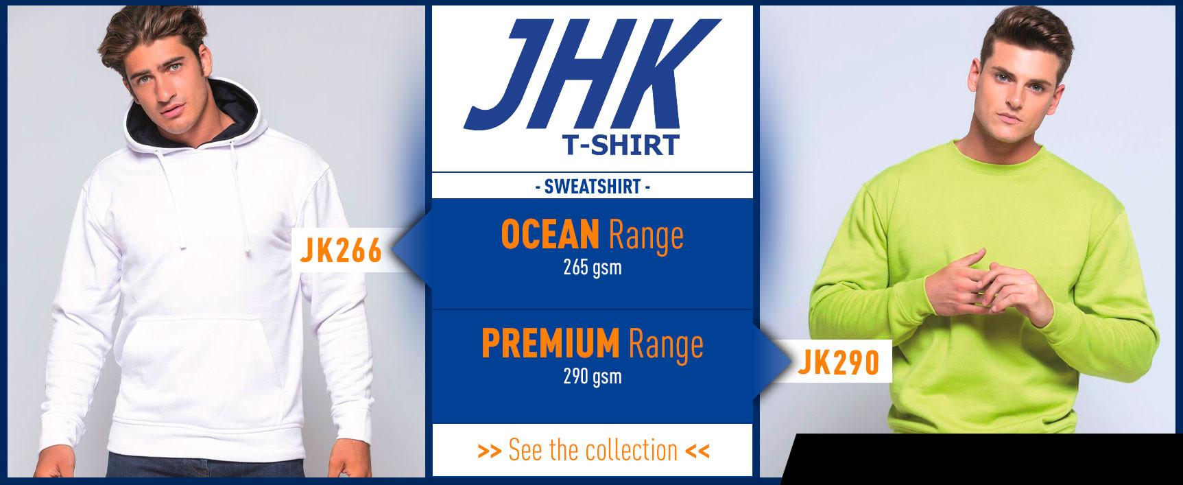 Sweat-Shirt JHK