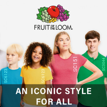 Iconic de Fruit of the Loom